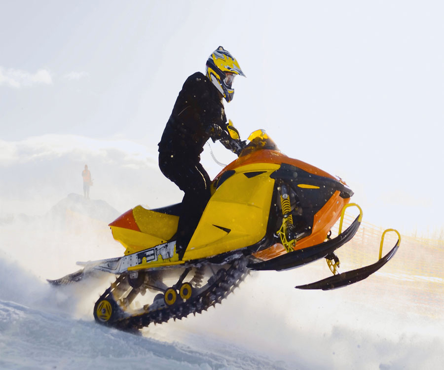Mammoth Snowmobile Rentals